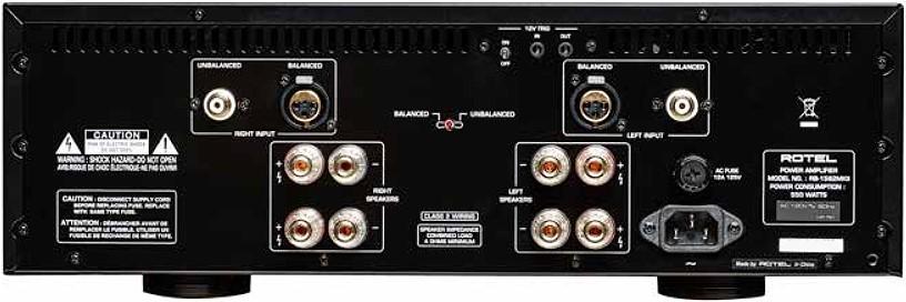Ampli de puissance - 2 x 200 Watts - Classe AB - XLR