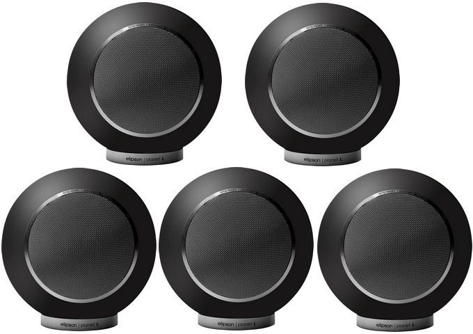 Pack 5.0 PLANET L - HP coaxial 2 voies