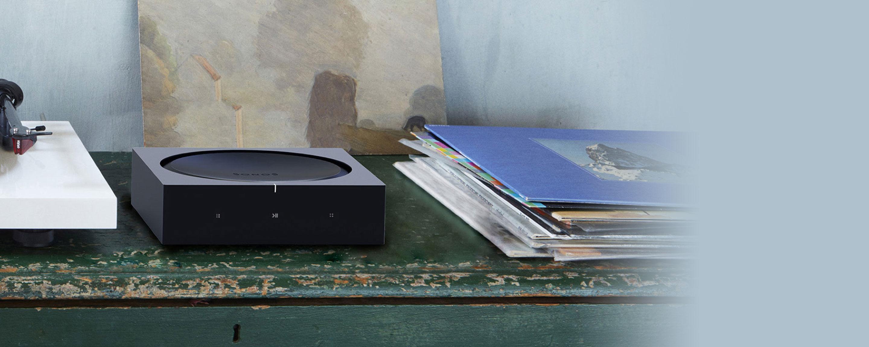 Sonos Amp, amplificateur réseau
