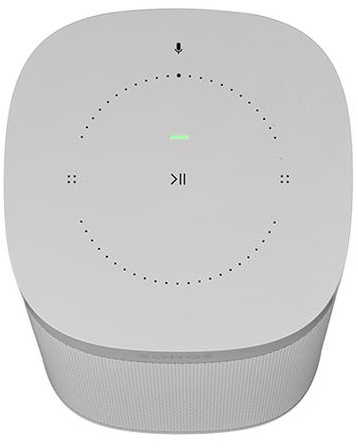 Enceinte multiroom à commande vocal, Sonos One