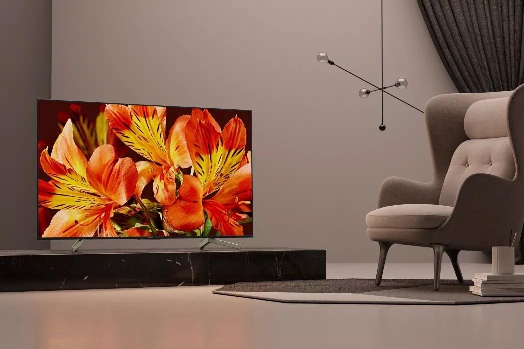 Téléviseur 216 centimètres, HDR, Motionflow XR 1000Hz, Sony KD-85FX8596