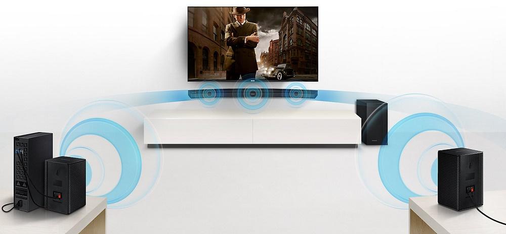 barre de son samsung hw m4501. Black Bedroom Furniture Sets. Home Design Ideas