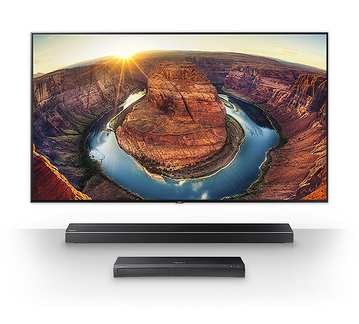 Barre de son Samsung HW-N650, technologie 4K Pass-through