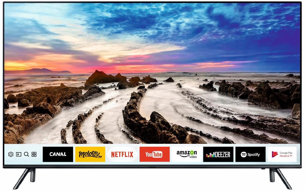Samsung UE55MU7055, téléviseur UHD 4K