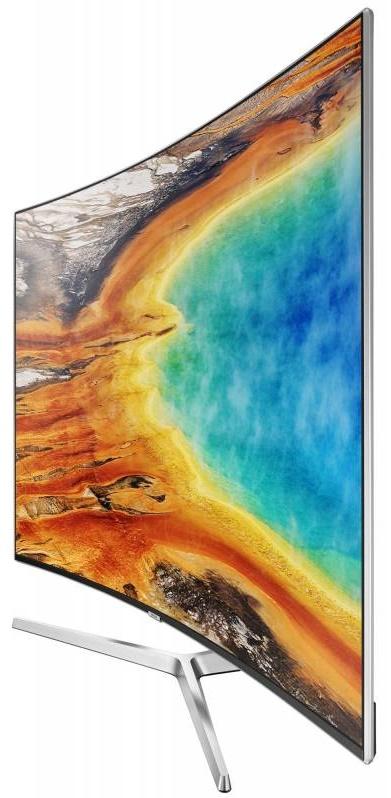 Ecran incurvé, Smart TV, 2100 PQI, SAMSUNG UE55MU9005