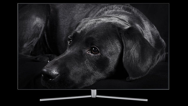 Gestion du contraste du TV Samsung QE65Q7F