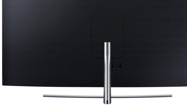 Design 360 sur le téléviseur QE55Q8C 2018