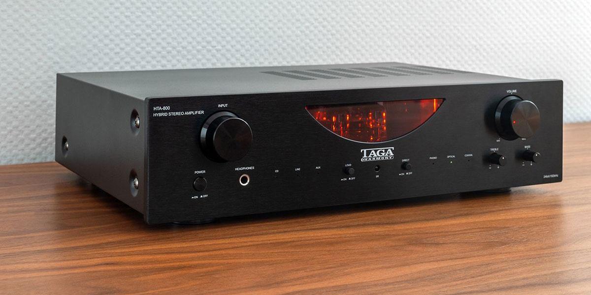 Amplificateur intégré Hybride Taga HTA800
