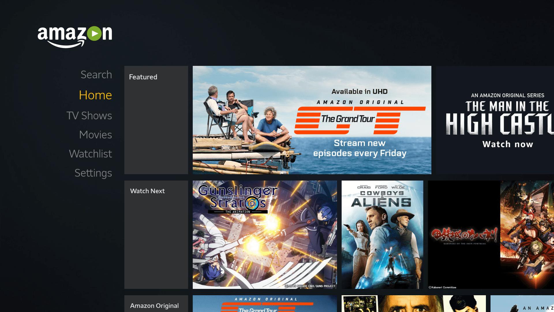 Téléviseur QLED 4K TCL 65C715, compatible Amazone Prime