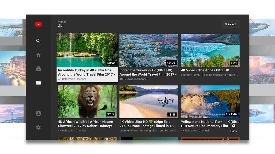 Téléviseur QLED 4K TCL 65C715, compatible Youtube 4K HDR
