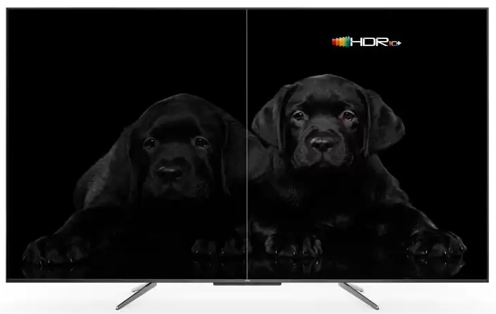 TCL 55C715 4K HDR 10+