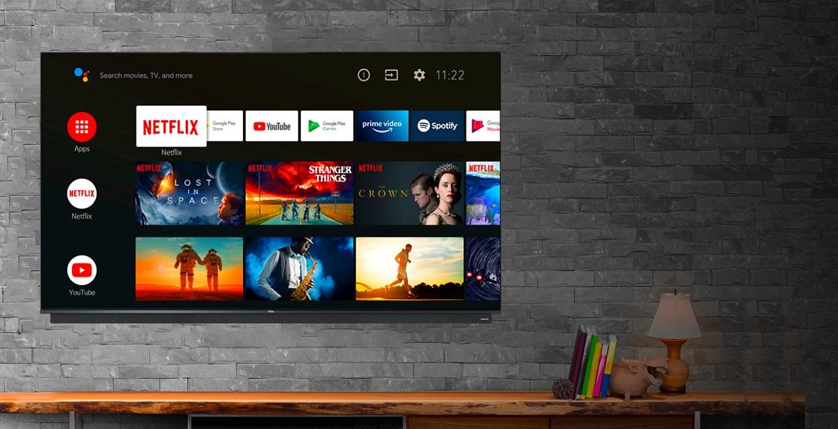Téléviseur TCL 55C815, Google Home et Google Assistant