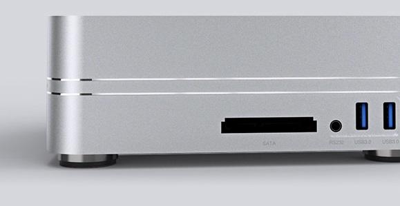 Lecteur multimédia 4K UHD, ZIDOO Z10, connecteur SATA et USB 3.0