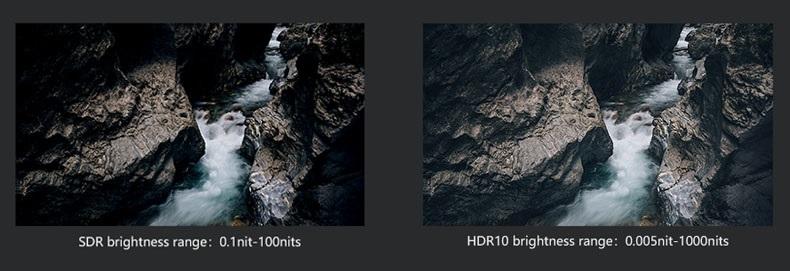 ZIDOO Z9X HDR10