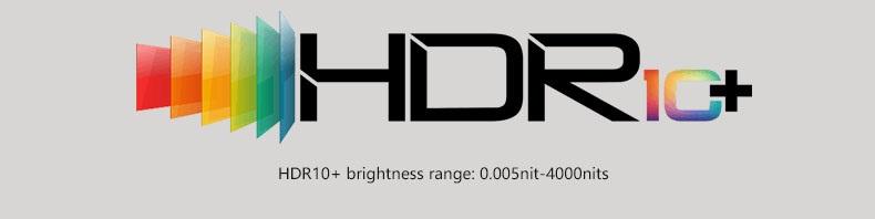 ZIDOO Z9X HDR10+
