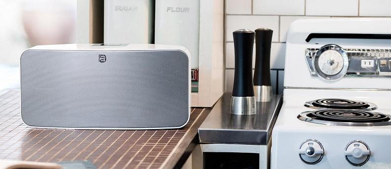 BLUESOUND PULSE 2, enceinte Hifi sans fil de 80 W