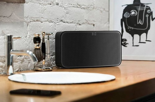 BLUESOUND PULSE MINI, Haute qualité audio et compatibilité Hi-Res