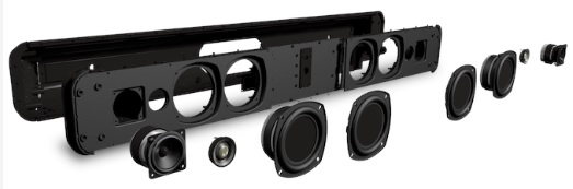 Barre de son BlueSound PULSE  SOUNDBAR  +