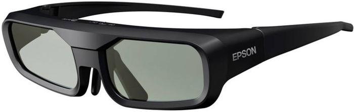 Lunettes 3D Epson - Verres LCD TN