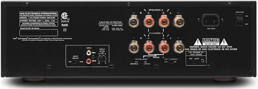 Amplificateur de puissance - 2 x 150 Watts