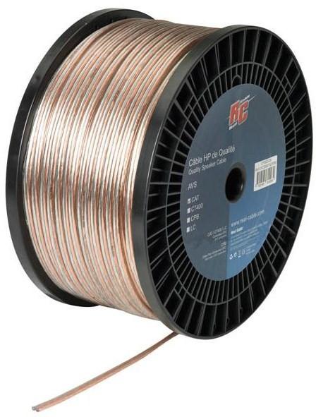 Cable Haut parleur - 1.5mm2 - cuivre désoxygéné