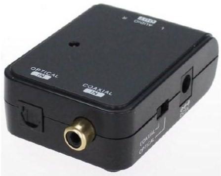 Convertisseur audio numérique/analogique