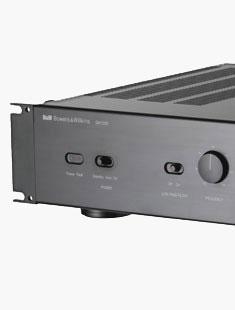 Amplificateur pour caisson de grave