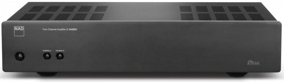 Amplificateur de puissance - 4 x 45 W - Bridgeable