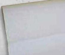 Toile blanc Mat - Prix au mètre carré