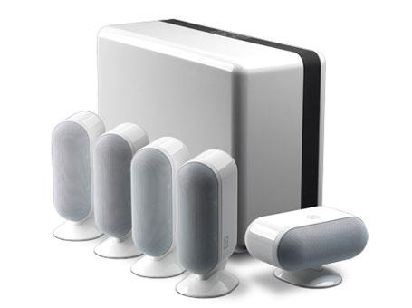 Pack enceintes Design 5.1 Q7000