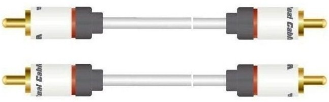 Câble Audio Stéréo - 2 RCA - Gamme Monitor