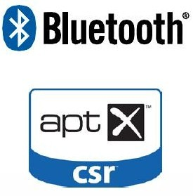 Recepteur Bluetooth APTX Qualité CD