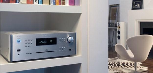 Ampli/CD/Tuner Passerelle multimédia