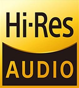 Denon AVR-X2400H, audio haute résolution