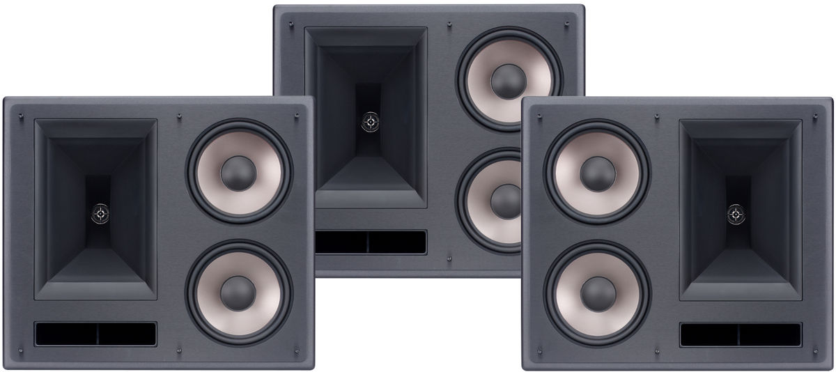 pack 5 1 klipsch kl650 thx ultra2. Black Bedroom Furniture Sets. Home Design Ideas