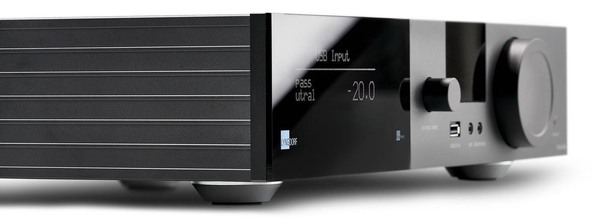Amplificateur Lyngdorf TDAI-3400