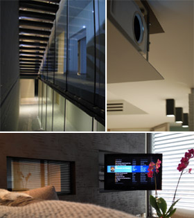 Installation home cinéma et domotique sur Lyon