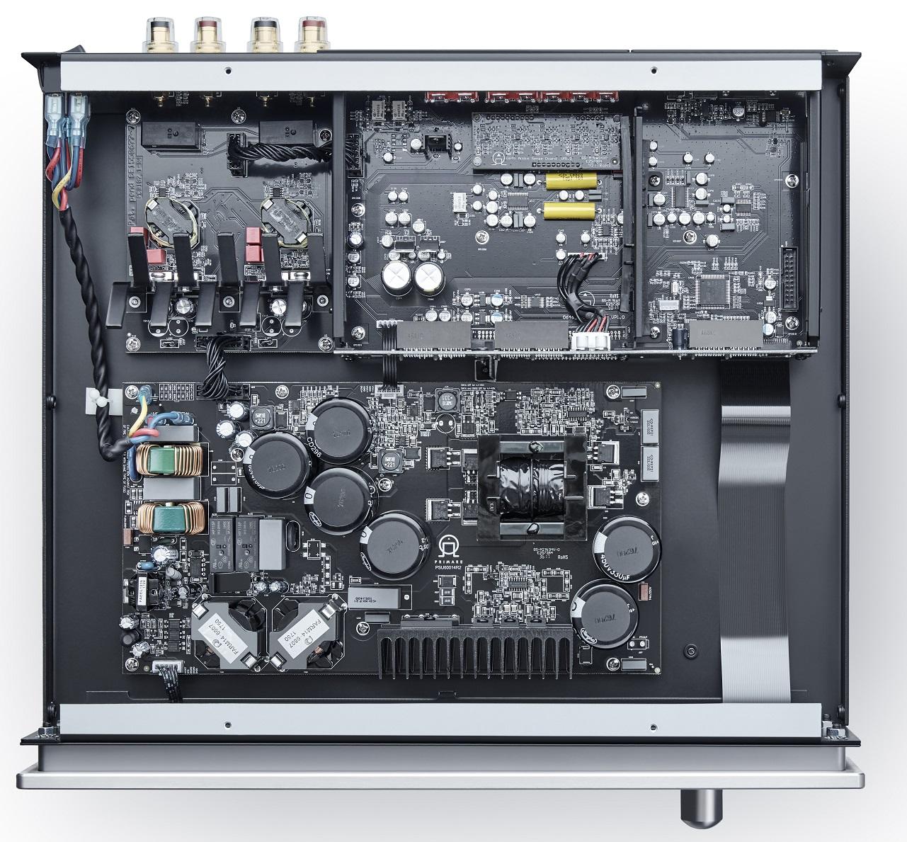 Primare I25 DAC, amplificateur stéréo avec DAC intégré