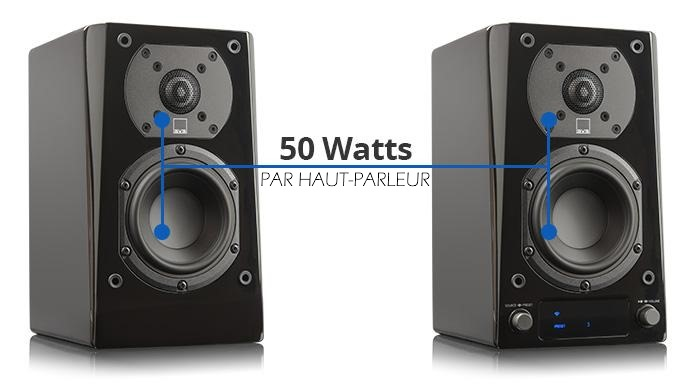 SVS Prime Wireless, enceintes sans fil 200 watts