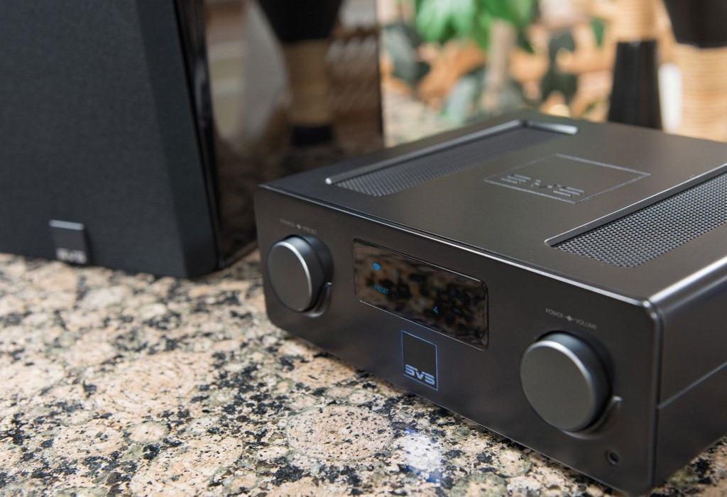 SVS Prime Wireless SoundBase, amplificateur stéréo réseau DTS Play-Fi