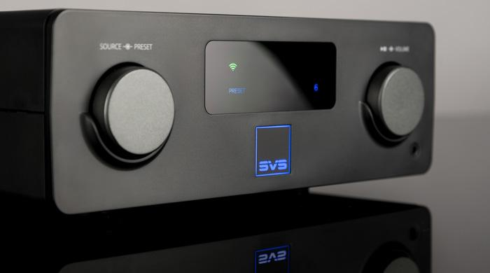 SVS Prime Wireless SoundBase, ampli réseau 300 watts