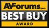 Best Buy Award pour le caisson de graves SVS PB-1000