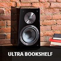 Paire d'enceintes bibliothèques SVS Ultra Bookshelf