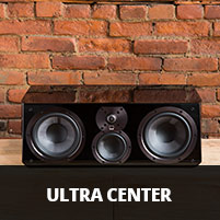 Enceinte centrale SVS Ultra Center