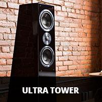 Paire d'enceintes colonnes SVS Ultra Tower