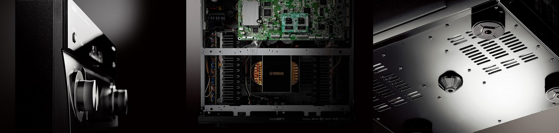 Yamaha AVENTAGE RX-A2080, ART Wedge et DAC ESS SABRE Premium