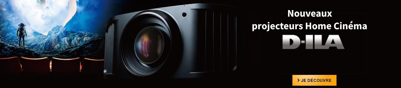 Nouveaux projecteurs JVC 4K et 8K DILA N5, N7 et NX9