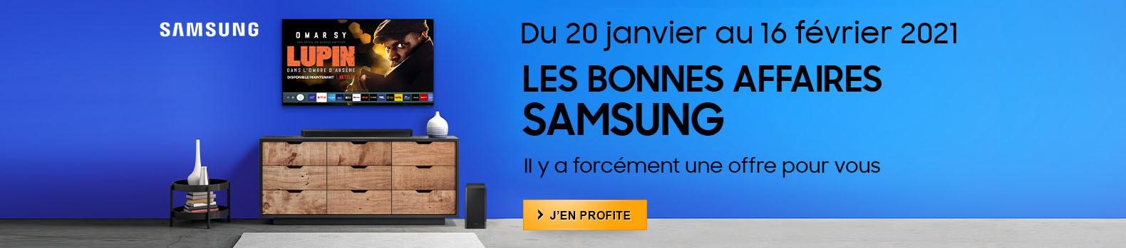 LES BONNES AFFAIRES SAMSUNG !