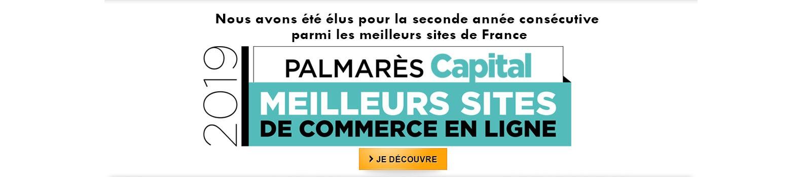 Futureland élu par Capital parmi les meilleurs site ecommerce pour la deuxième année consécutive !